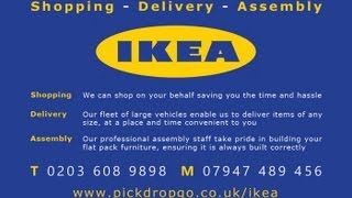 Ikea Billy Bookcase Assembly Instructions Pickdropgo