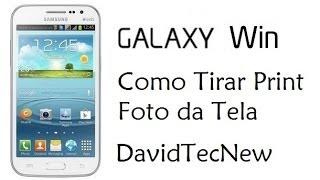 Video Galaxy Win - Como Tirar Print (Foto da Tela / DavidTecNew) download MP3, 3GP, MP4, WEBM, AVI, FLV Mei 2018