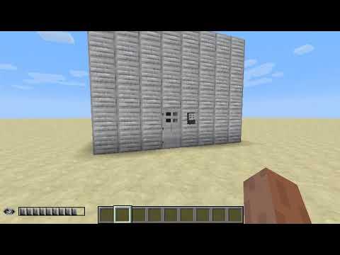 Minecraft - SCPCraft REDUX SCP-096 Changed Sounds