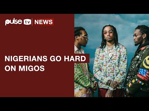 Migos Attacked By Nigerians For 'Third World'...