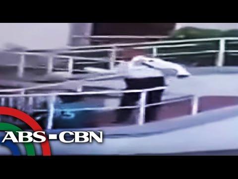 TV Patrol: VIRAL: Paghampas umano ng security guard sa babae