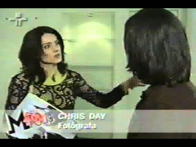 Programa Metrópolis entrevista Chris Day sobre seu livro 11.09