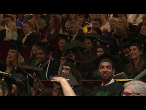 Francis Collins Commencement Address: U-M Medical School 2017