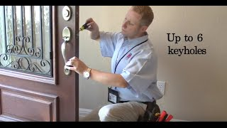 Rekeying: How to Change Locks for Less