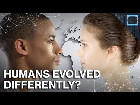 Thumbnail: Why Europeans And Asians Evolved So Differently