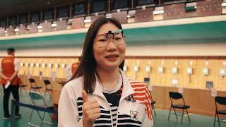 Golden Target 2019 - Minjung KIM (KOR) - 10m Air Pistol Women