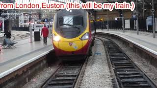 390135 - Liverpool to Stafford- Matthews Travel Videos - Ep2- 4/11/18