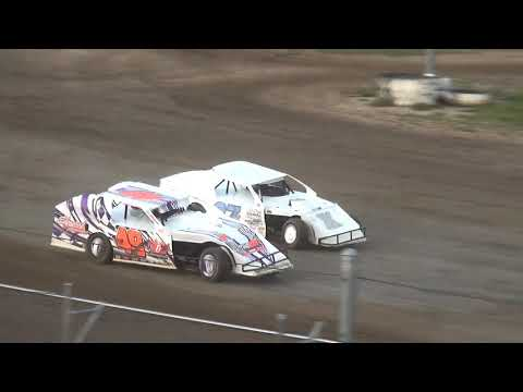 IMCA Modified Heat 1 Independence Motor Speedway 8/18/18