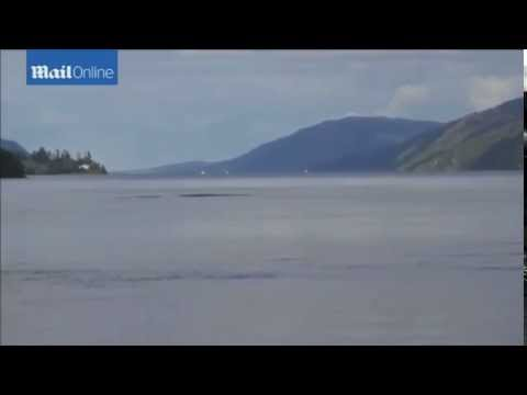 Is this mysterious wave evidence of the Loch Ness Monster