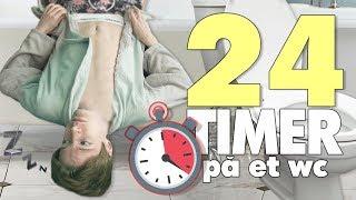24 TIMER PÅ ET TOILET - (Hvad Hvis Simon #3)