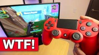 SAD NEWS for Fortnite on PS4!