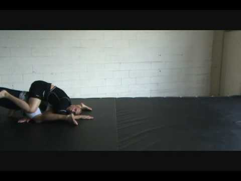Back Roll to Footlocks - Mount Escape