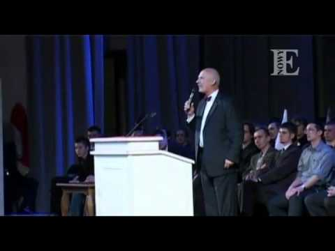 Janusz Korwin Mikke #1  Kongres Nowej Prawicy 16.04.2011 Sala Kongresowa Warszawa