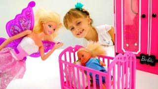 Подарок Штеффи от Зубной феи. Приключения Барби - Мультики для девочек