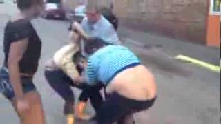 Latina girls fighting in PA  YouTube