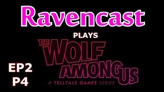 The Wolf Among Us - EP2 P4 - A Nose For Trouble!