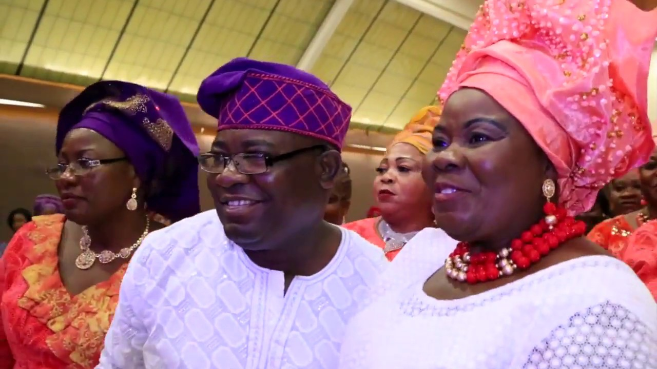 Birthday Party Adeline Faturoti @60 (Nigeria) Music By DJ City