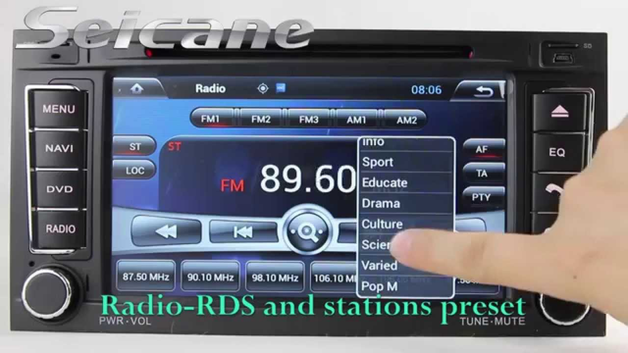 android 4 2 double din radio head unit for vw volkswagen. Black Bedroom Furniture Sets. Home Design Ideas