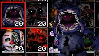Twisted Withered Bonnie In UCN (UCN Mods)