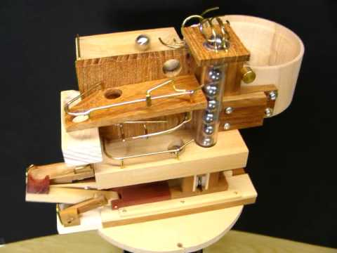 Small Marble Machine Youtube