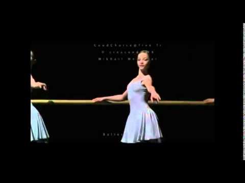 Best students of Kiev state ballet school
