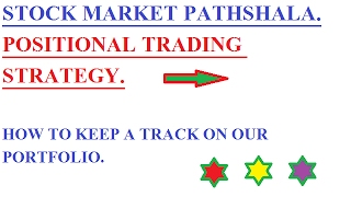 POSITIONAL TRADING STRATEGY IN INDIA HINDI