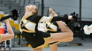 2012-13 UW Oshkosh Dance Team highlights
