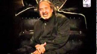 Allama Syed Naseem Abbas Rizvi @ Majlis Shab-e-Ashur (Geo.TV, 2011) Part - 4