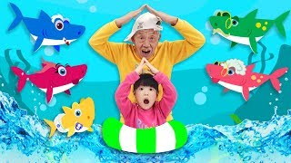 Baby Shark Dance | Sing and Dance! | Animal Songs | PINKFONG Songs for Children for kids