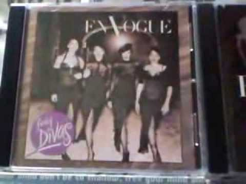 My video on my En Vogue CD collection