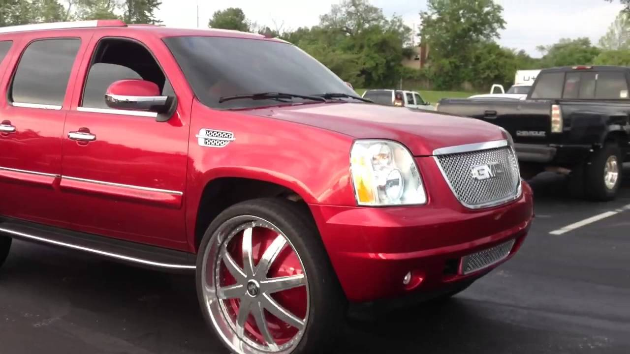 """Yukon Denali XL on 30"""" Floaters """"Come Down Sunday"""" - YouTube"""