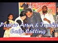 Cake Cutting -  Dec 10th 2017 - Fire Anointing Ministries