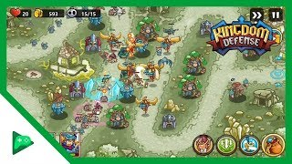 Kingdom Defense 2: Empire Warriors - Premium NIVEL 7【 JUEGO DE ESTRATEGIA 】