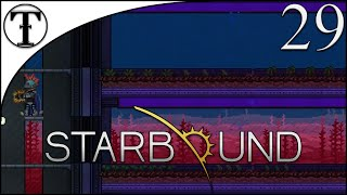 Underwater City Colony Part 5 : Farm and Storage ::Starbound Episode 29
