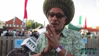 Don Letts Interview | PVTV | Positive Vibration Festival 2017