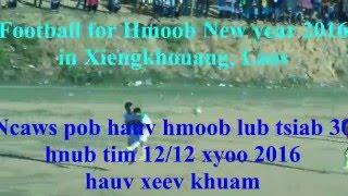 ncaws pob rau tsiab 30 hmoob 2015-16 hauv xeev khuam