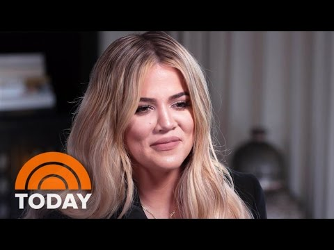 Khloe Kardashian Talks New Show 'Revenge Body' And Kim's Robbery | TODAY