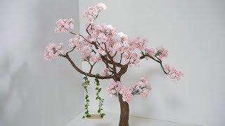 햄스터 놀이터/365일 언제나 피어있는 벚꽃나무(DIY…
