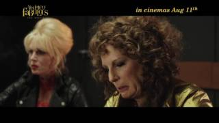 Absolutely Fabulous: The Movie | Official NZ HD Trailer #3 | 2016