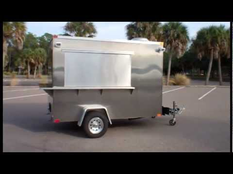 Columbia XL10 Mobile Kitchen