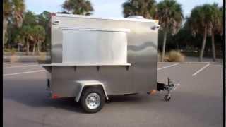 Columbia XL10 Mobile Kitchen