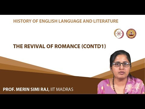 The Revival of Romance (Continued)-1