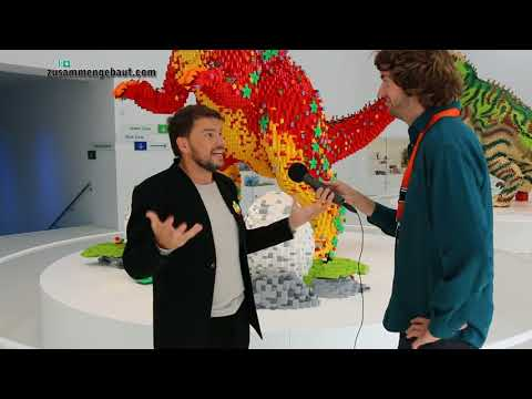 LEGO House: Interview with Bjarke Ingels