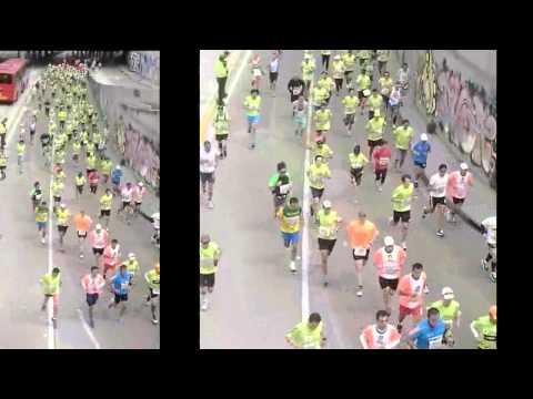 media maraton de bogota 2014