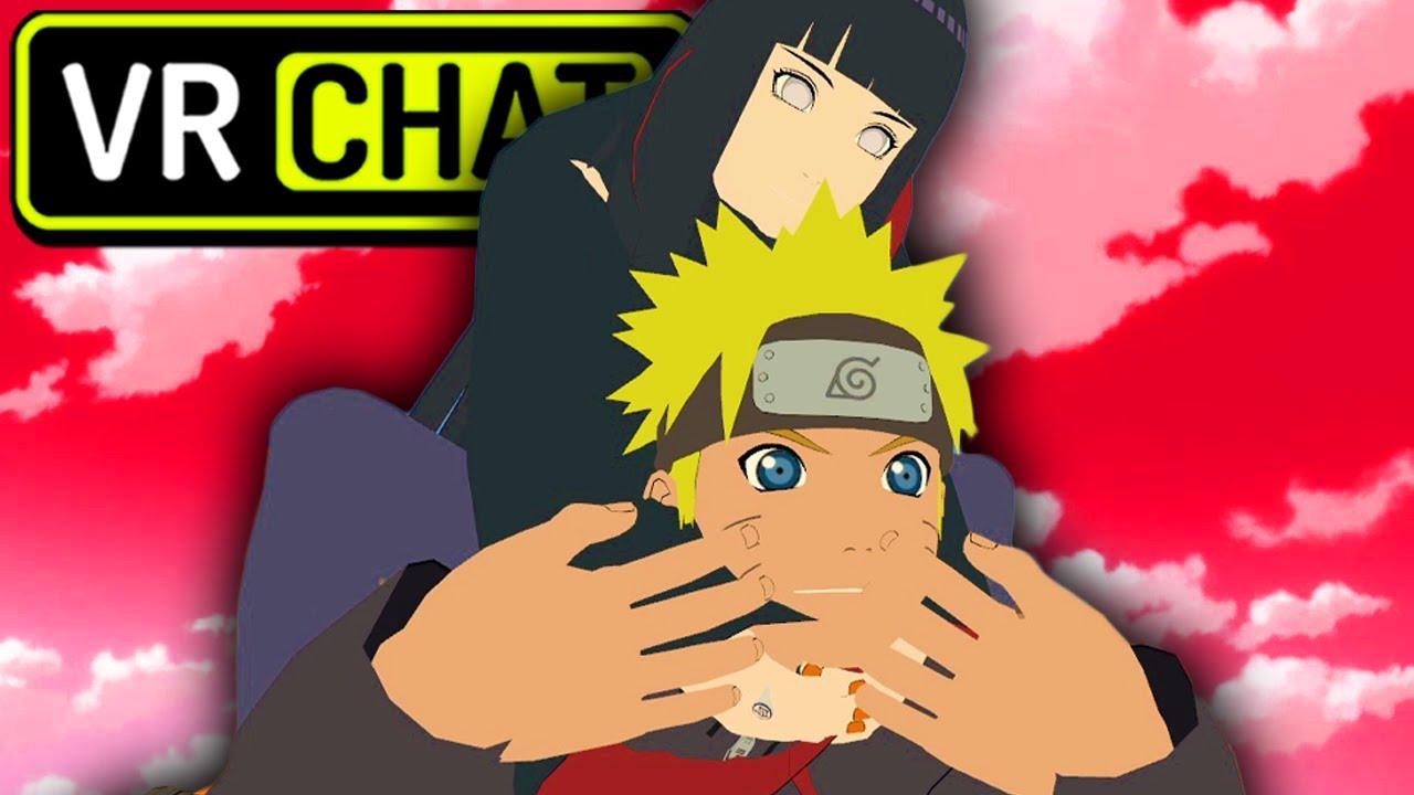 Naruto Breaks Up With Hinata! (Naruto VR)