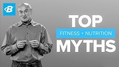 11 Popular Fitness Myths Debunked! | Jose Antonio, PhD