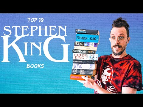 Top 10 Stephen King books – ranked! 📚🔝🔟