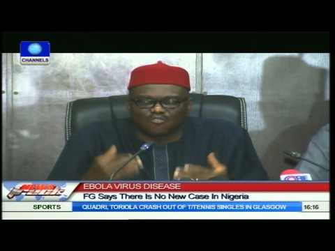 There Is No New Case Of Ebola Virus In Nigeria -- FG