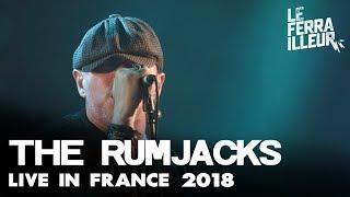 Смотреть клип The Rumjacks - Spit In The Street