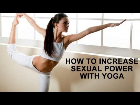 Yoga to increase sex stamina